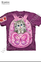 Футболка Backpack Kitty
