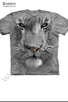 Футболка White Tiger Face