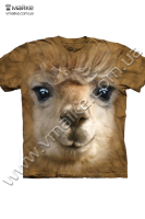Футболка BIG FACE ALPACA дет.