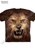 Футболка BIG FACE ROARING LION